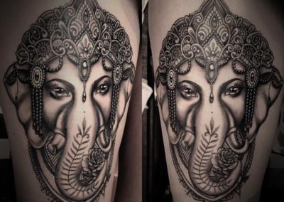Foto Linda tattoo TLH